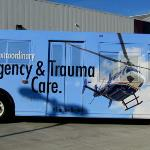Full Wrap for Covenant Health Care - Saginaw Michigan